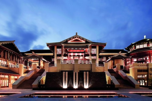. The Ritz-Carlton Sanya, Yalong Bay