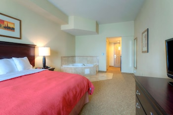 Studio Suite, 1 King Bed, Non Smoking, Jetted Tub