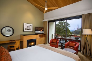 Room, 1 King Bed, View (Contemporary, Golden Gate View)