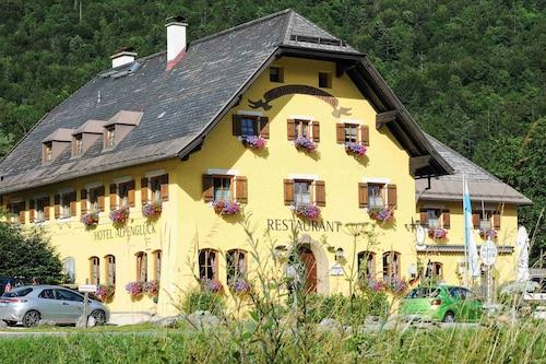 Hotel & Restaurant Alpenglück, Berchtesgadener Land