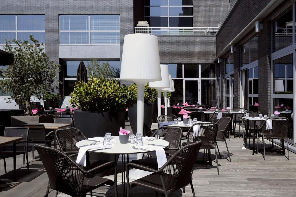 ヴァン デア ヴォーク ホテル ブリュッセル エアポート