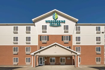 丹佛奧羅拉伍德斯普林套房飯店 WoodSpring Suites Denver Aurora