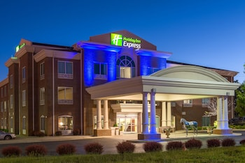 Hotel - Holiday Inn Express & Suites Lexington Dtwn Area-Keenland
