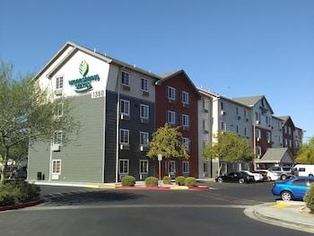 Exterior at WoodSpring Suites Phoenix I-10 West in Phoenix