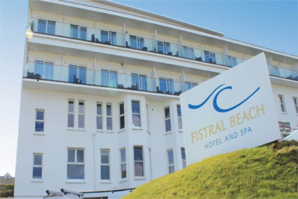 Hotel Fistral Beach Hotel and Spa