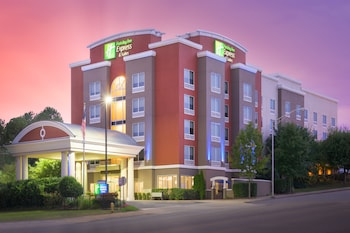 查塔努加市中心快捷假日 & 套房飯店 Holiday Inn Express Hotel & Suites Chattanooga Downtown