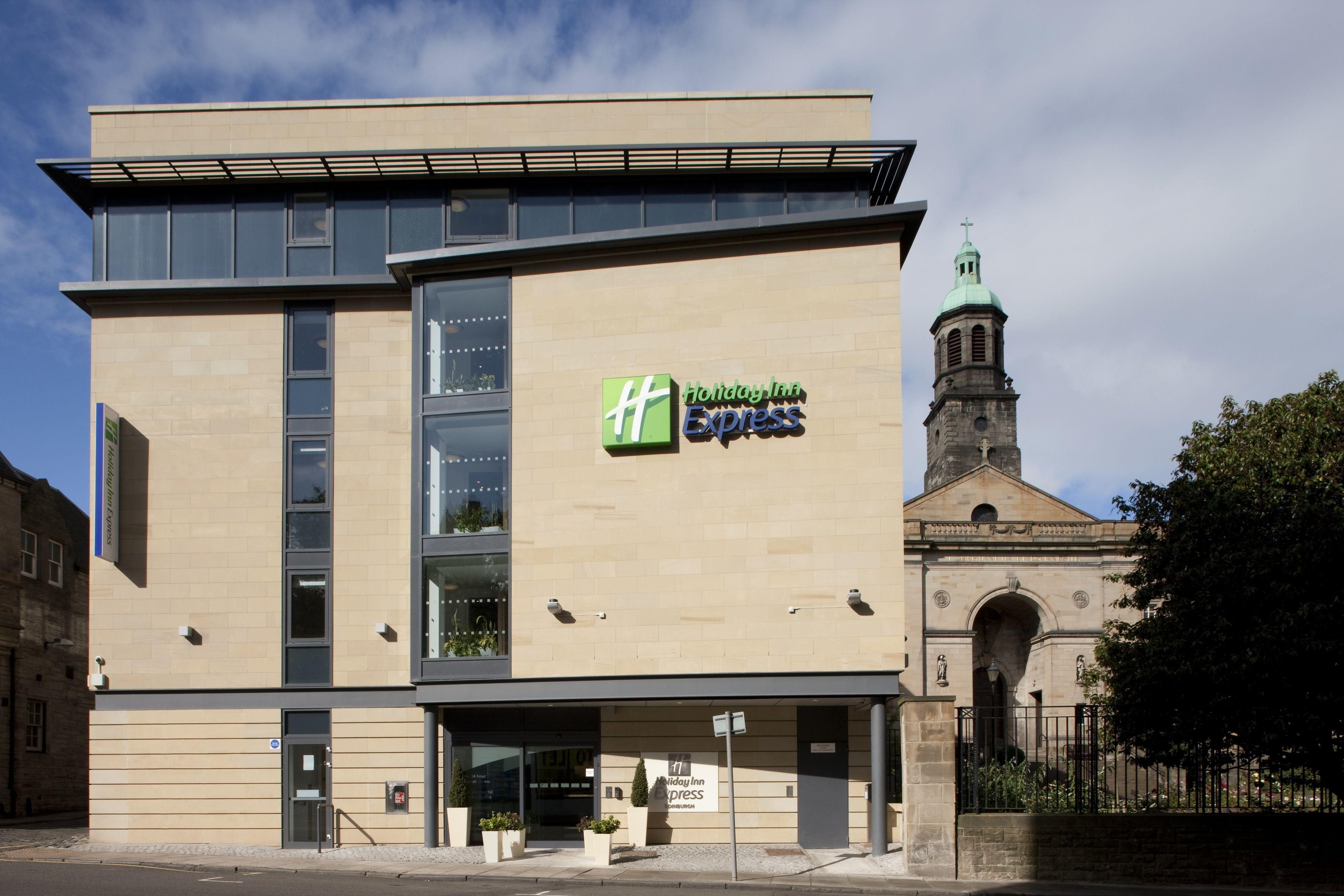 Holiday Inn Express Edinburgh Royal Mile