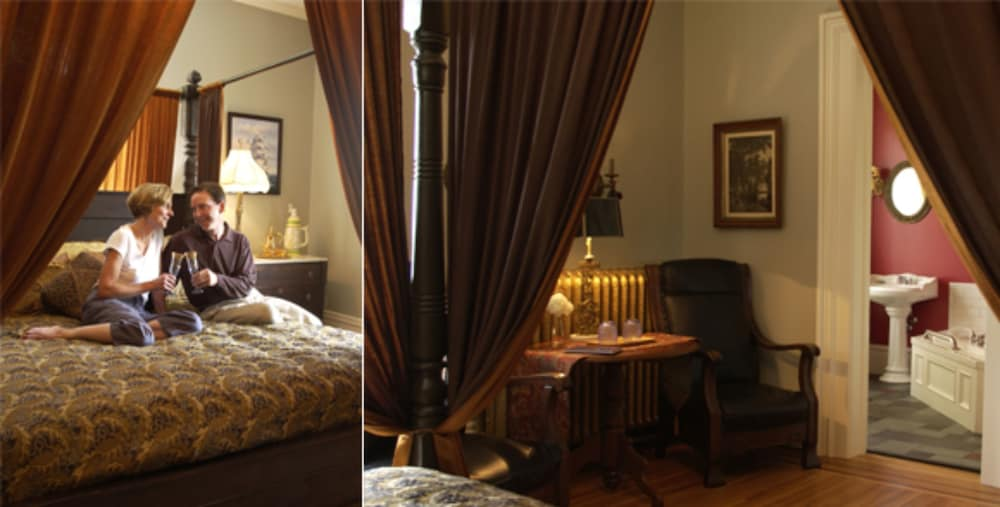 Suite, 1 Queen Bed, Jetted Tub