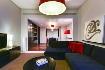 City Suite, 2 Bedrooms, Non Smoking, City View
