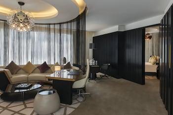 Executive Suite, 1 Bedroom, Non Smoking, City View (W Suite)