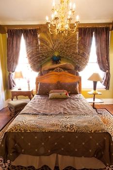 Standard Double Room, Ensuite (Peacock Room)
