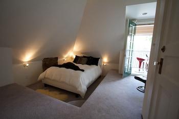Tek Büyük Yataklı Oda, Banyolu/duşlu, Şehir Manzaralı (hera's Loft Room)