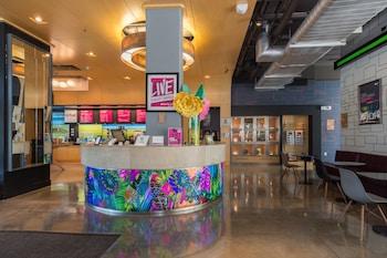 Concierge Desk at Aloft Charleston Airport & Convention Center in North Charleston