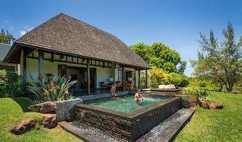 Three Bedroom Garden Villa