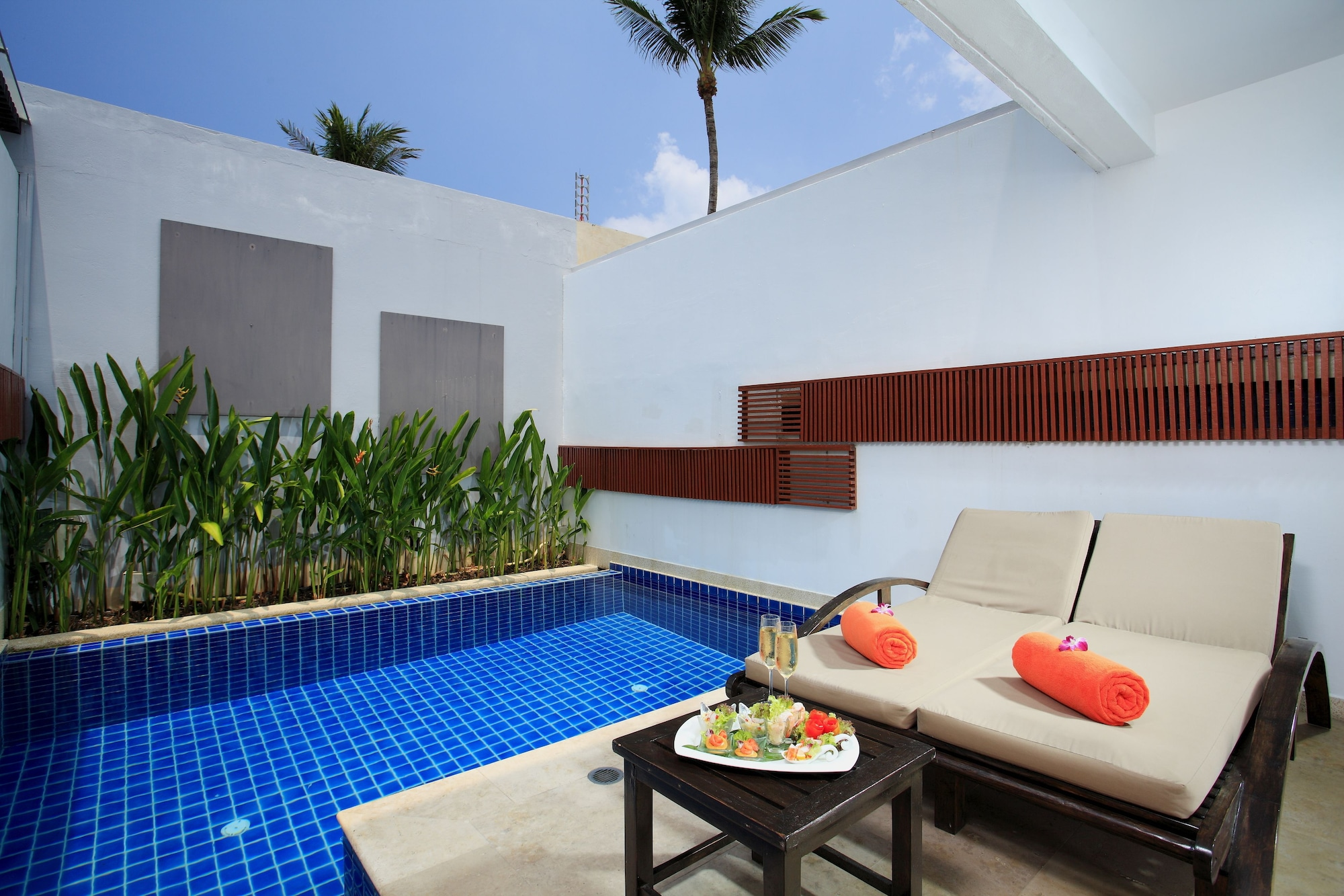 Pool Villa With Loft - Free Daily Minibar