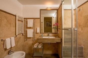 Aenea Superior Inn - Bathroom  - #0