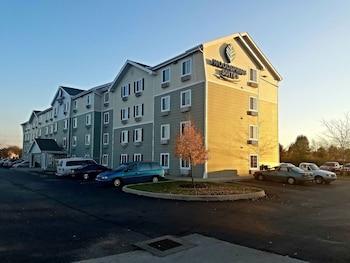 Woodspring Suites Columbus Hilliard 4 7 Miles From Ohio State University
