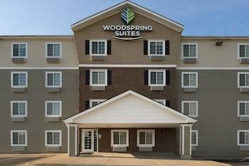 堪薩斯城米西翁伍德斯普林套房飯店 WoodSpring Suites Kansas City Mission