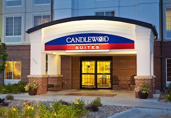 Hotel - Candlewood Suites Omaha Airport