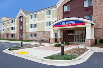Hotel - Candlewood Suites Milwaukee Brown Deer