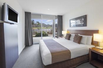 Apart Daire, 1 Yatak Odası, Resort Manzaralı