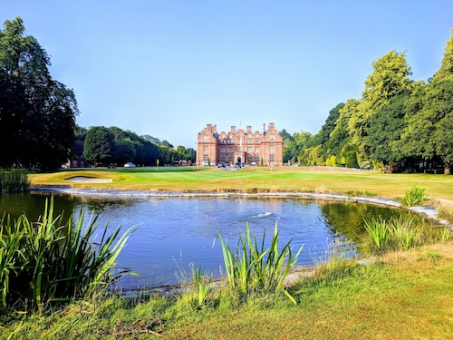 . Broome Park Hotel
