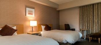 ツインルーム 2 ベッドルーム|ダイワロイネットホテル 秋田
