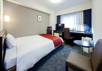 スタンダード シングルルーム 喫煙可|18㎡|ダイワロイネットホテル金沢