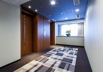 DAIWA ROYNET HOTEL KOBE-SANNOMIYA Hallway