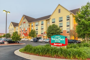 Hotel - Marriott TownePlace Suites Dayton North