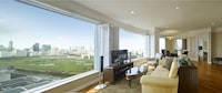 Three-Bedroom Residential Suite