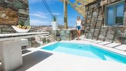 Deluxe Villa, Sea View