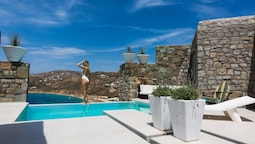 Villa, 3 Bedrooms, Private Pool, Sea View