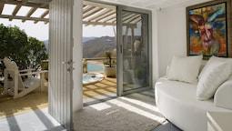 Junior Villa, Hot Tub, Sea View