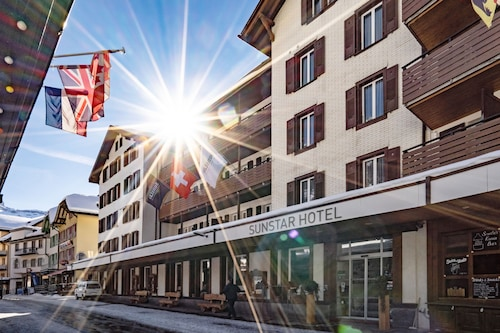 . Sunstar Hotel Wengen