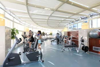 Ariva Beijing West Hotel & Serviced Apartment - Gym  - #0