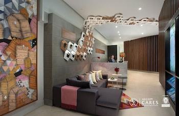 珀斯薩默塞特聖喬治大道飯店 Citadines St Georges Terrace Perth