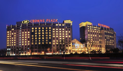 . Crowne Plaza Beijing International Airport
