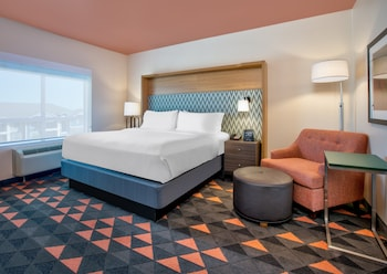 Standard Room, 1 King Bed, Accessible (Mobility Roll-In Shower)