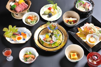 KYOTO WATAZEN RYOKAN Room Service - Dining
