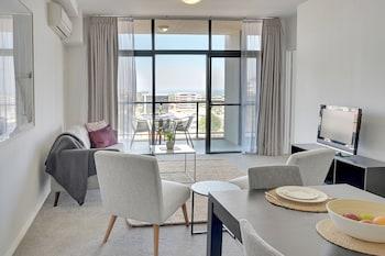 Deluxe Apart Daire, 2 Yatak Odası (balcony)