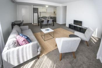 Superior Apart Daire, 2 Yatak Odası, Balkon