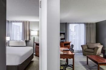 One Queen Bedroom Suite