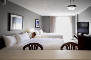 Suite, 1 Bedroom, Kitchenette (2 Queen Beds)