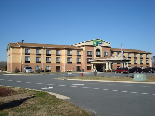 . Holiday Inn Express and Suites Exmore, Eastern Shore