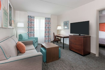 Suite, 1 King Bed, Non Smoking (1 Bedroom)