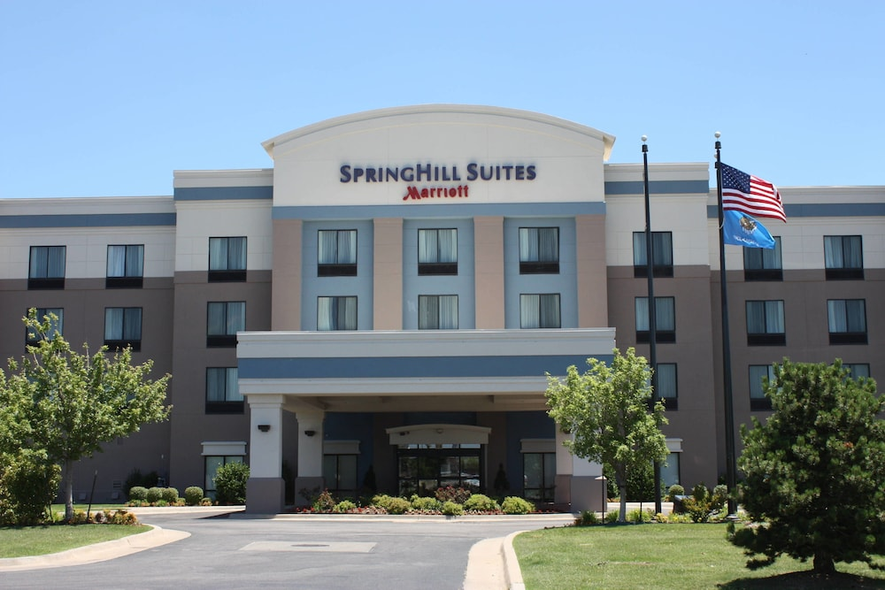 Photo of Springhill Suites by Marriott Oklahoma City Airport in Oklahoma City, Oklahoma