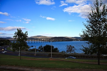 City View Motel, Hobart - View from Hotel  - #0