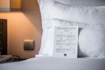 Premium Tek Büyük Yataklı Oda, Şehir Manzaralı