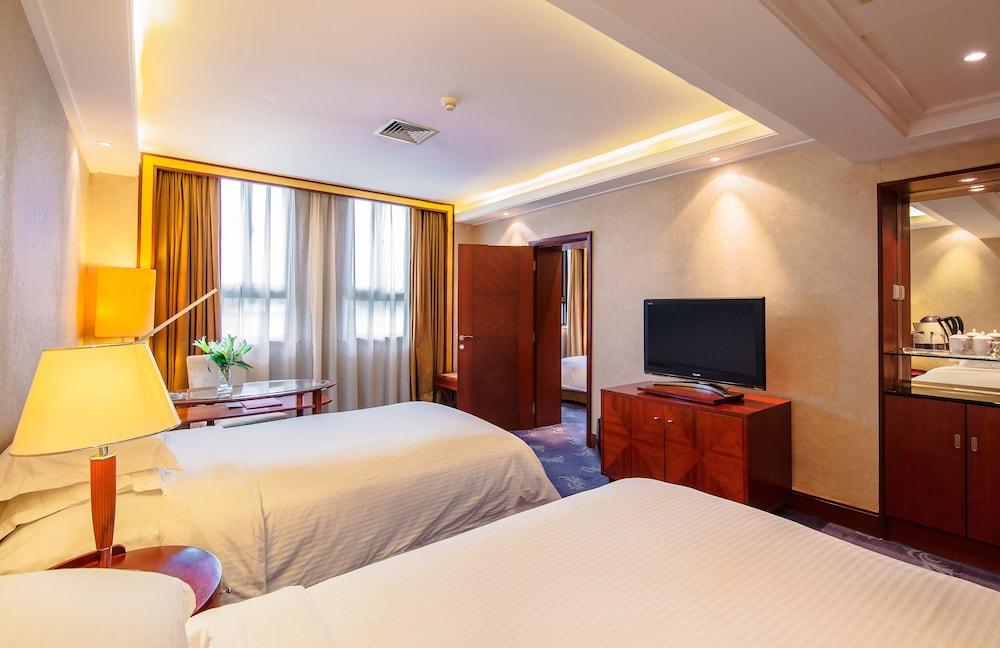 머큐어 온 렌민 스퀘어 시안(Mercure on Renmin Square Xian) Hotel Image 10 - Guestroom